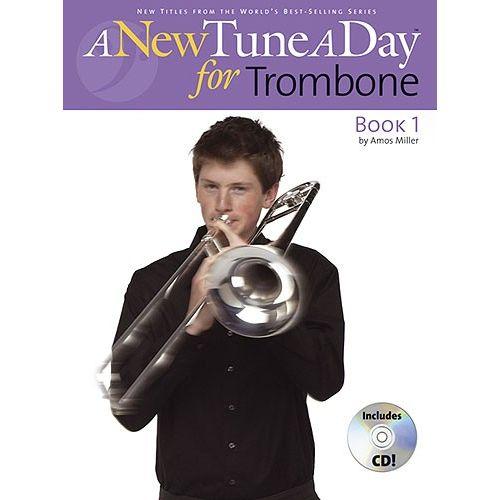 BOSWORTH A NEW TUNE A DAY - [BOOK 1] - TROMBONE - TROMBONE