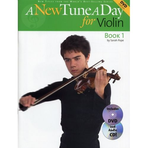BOSWORTH POPE SARAH - A NEW TUNE A DAY- VIOLIN