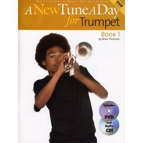 BOSWORTH THOMSON BRIAN - A NEW TUNE A DAY- TRUMPET