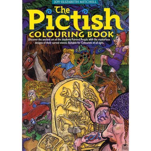 BOSWORTH THE PICTISH COLOURING- SCOTTISH