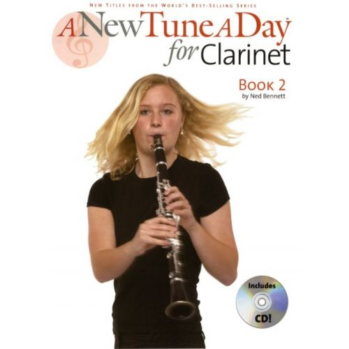 BOSWORTH BENNETT NED - A NEW TUNE A DAY FOR CLARINET - BK. 2 - CLARINET