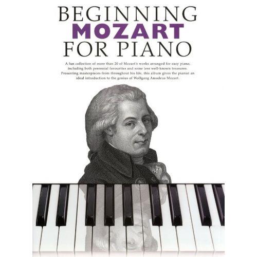 BOSWORTH BEGINNING MOZART - PIANO SOLO