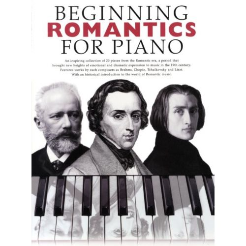 BOSWORTH BEGINNING ROMANTICS- PIANO SOLO