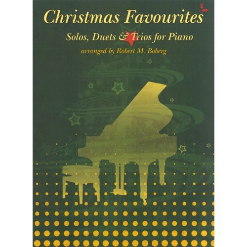 BOSWORTH CHRISTMAS FAVOURITES SOLOS, DUETS AND TRIOS FOR PIANO - PIANO DUET