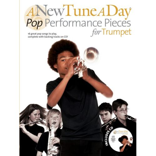 BOSWORTH A NEW TUNE A DAY - POP PERFORMANCE PIECES - TRUMPET