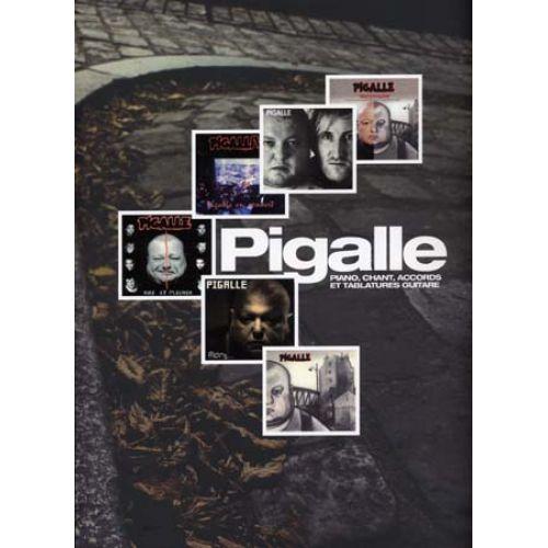 UNIVERSAL MUSIC PUBLISHING PIGALLE - PVG TAB