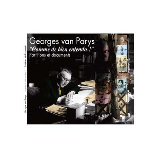 UNIVERSAL MUSIC PUBLISHING VAN PARYS GEORGES - COMME DE BIEN ENTENDU PARTITIONS ET DOCUMENTS - PIANO, CHANT