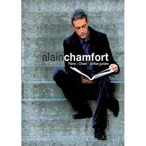 UNIVERSAL MUSIC PUBLISHING CHAMFORT ALAIN BEST OF PVG - PVG