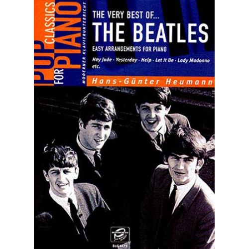 BOSWORTH THE BEATLES - THE VERY BEST OF - EASY PIANO