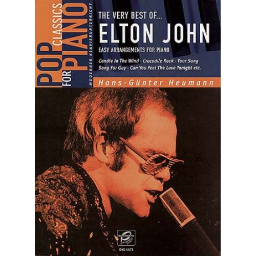 BOSWORTH JOHN ELTON - VERY BEST OF - PIANO