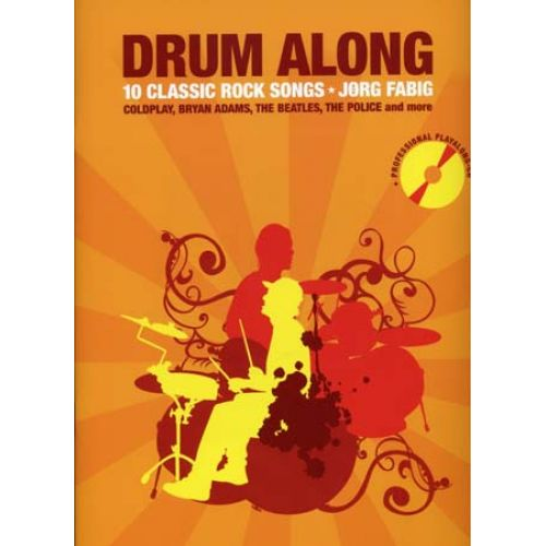 BOSWORTH DRUM ALONG 10 CLASSIC ROCK SONGS + CD