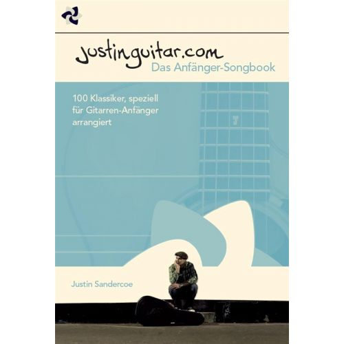 BOSWORTH JUSTINGUITAR.COM GITARRE METH LEHR AND SONGBUCH GUITAR BOOK GERMAN - LYRICS AND CHORDS