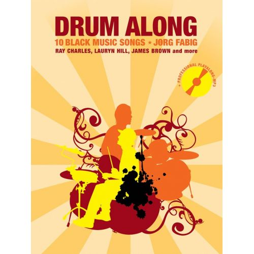 BOSWORTH DRUM ALONG - 10 BLACK MUSIC SONGS - DRUMS