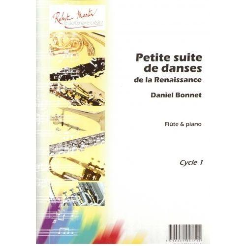 ROBERT MARTIN BONNET D. - PETITE SUITE DE LA RENAISSANCE