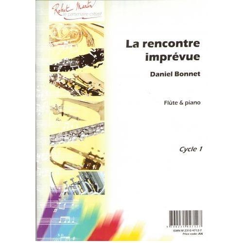 ROBERT MARTIN BONNET D. - LA RENCONTRE IMPRÉVUE