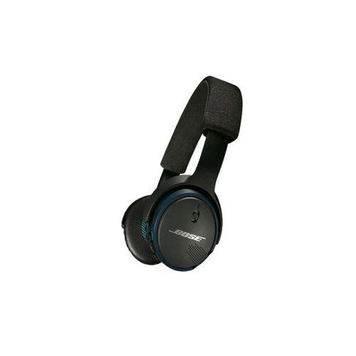 BOSE SOUNDLINK BLUETOOTH ON-EAR HEADPHONES BLACK