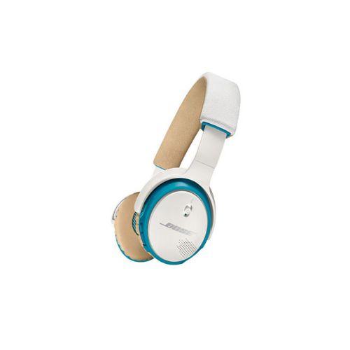 BOSE SOUNDLINK BLUETOOTH ON-EAR HEADPHONES WHITE