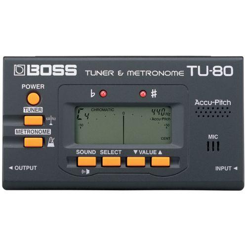 BOSS STIMMGERT METRONOME TU80