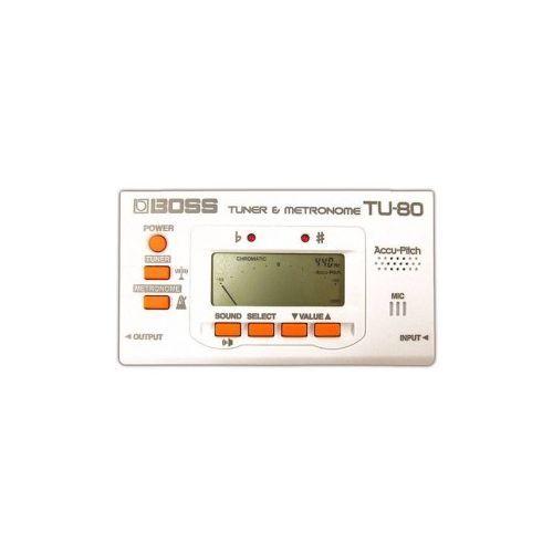 BOSS STIMMGERT METRONOME TU80 WEI