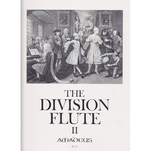 AMADEUS THE DIVISION FLUTE II