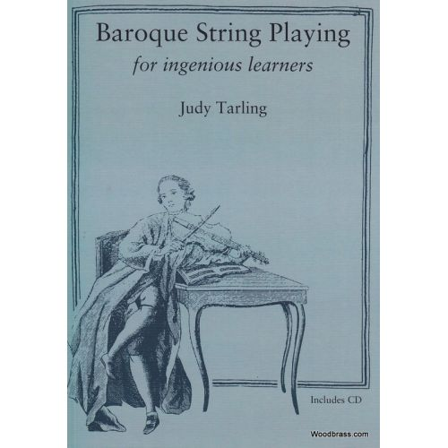 CORDA MUSIC PUBLICATIONS TARLING J. - BAROQUE STRING PLAYING