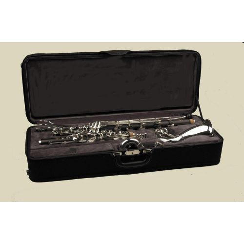 BUFFET CRAMPON BC3064 - LOW C BASS CLARINET CASE