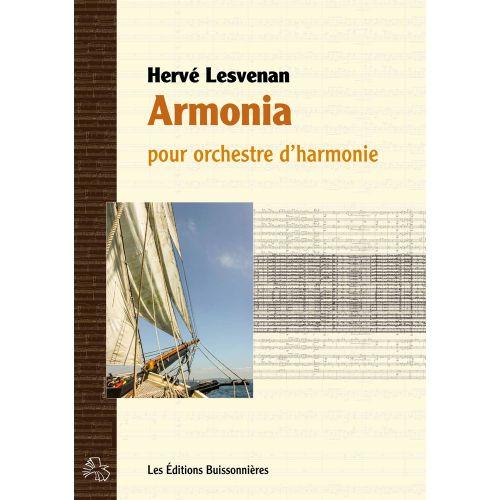 LES EDITIONS BUISSONNIERES LESVENAN - ARMONIA - ORCHESTRE HARMONIE