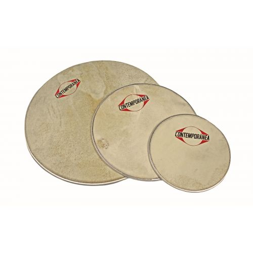CONTEMPORANEA C-PEA10 - NATURAL SKIN DRUMHEAD 22