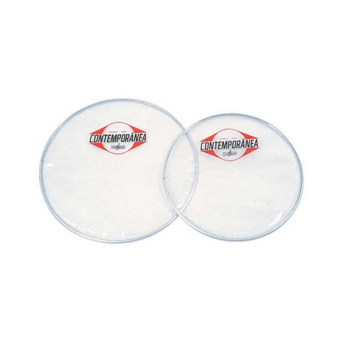 CONTEMPORANEA C-PET02 - RESONANT PLASTIC DRUMHEAD 12