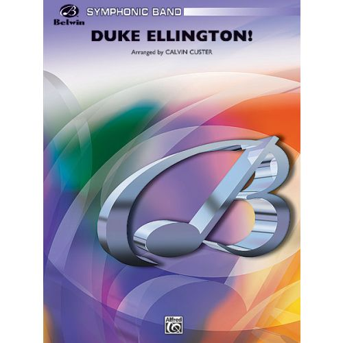 ALFRED PUBLISHING ELLINGTON DUKE - MEDLEY - SYMPHONIC WIND BAND