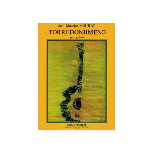 COMBRE MOURAT JEAN-MAURICE - TORREDONJIMENO - GUITARE