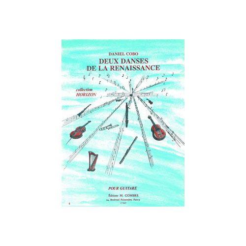 COMBRE COBO DANIEL - DANSES DE LA RENAISSANCE (2) - GUITARE