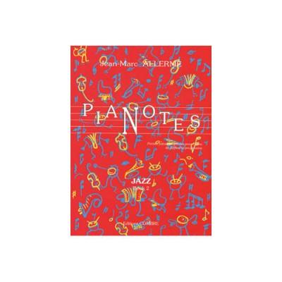 COMBRE ALLERME - PIANOTES JAZZ BOOK 2