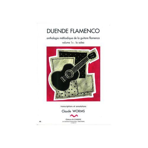 COMBRE WORMS CLAUDE - DUENDE FLAMENCO VOL 1A - LA SOLEA