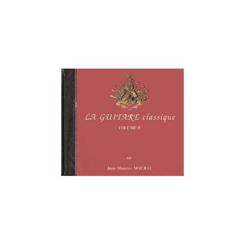 COMBRE MOURAT J.M. - CD LA GUITARE CLASSIQUE VOL.B