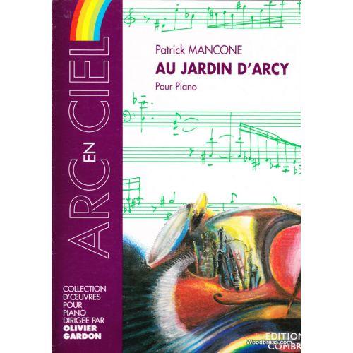 COMBRE MANCONE PATRICK - AU JARDIN D'ARCY - PIANO