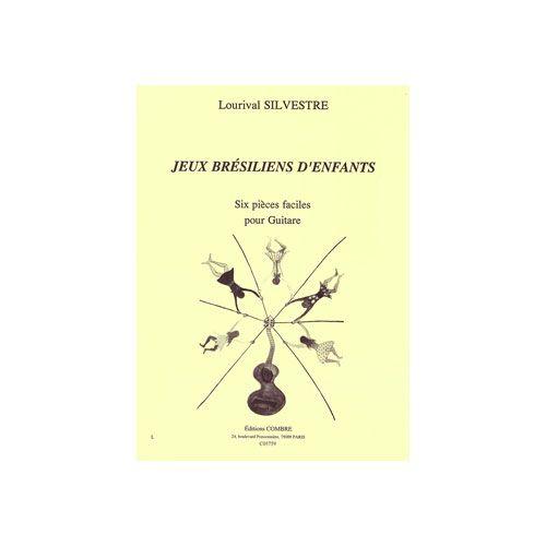 COMBRE SILVESTRE L. - JEUX BRESILIENS D'ENFANTS - GUITARE