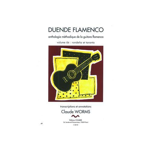 COMBRE WORMS C. - DUENDE FLAMENCA VOL. 6B -RONDENA, TARANTA