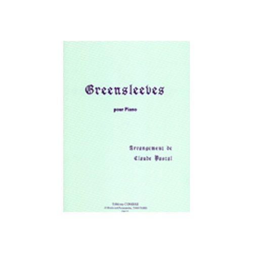 COMBRE GREENSLEEVES - PIANO