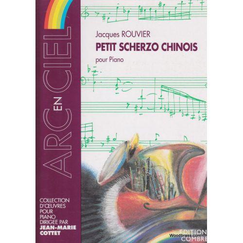 COMBRE ROUVIER JACQUES - PETIT SCHERZO CHINOIS - PIANO