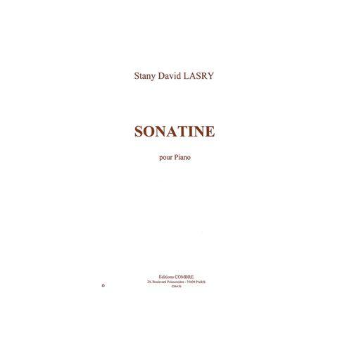 COMBRE LASRY STANY DAVID - SONATINE - PIANO