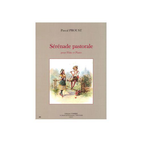 COMBRE PROUST PASCAL - SERENADE PASTORALE - FLUTE ET PIANO