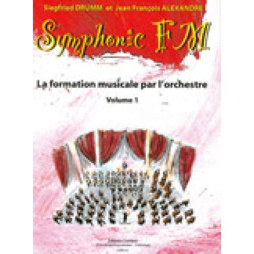 COMBRE ALEXANDRE J.-F. / DRUMM S. - SYMPHONIC FM VOL.1 ELEVE - GUITARE, HARPE, ACCORDEON, PIANO