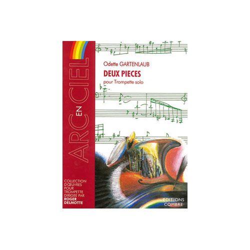 COMBRE GARTENLAUB ODETTE - PIECES (2) - TROMPETTE SOLO
