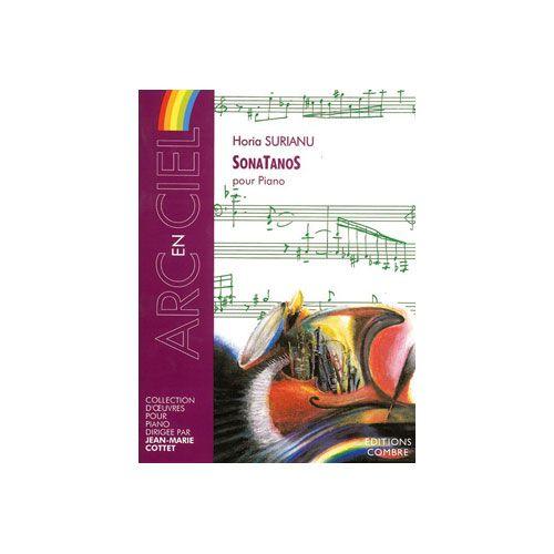 COMBRE SURIANU HORIA - SONATANOS - PIANO