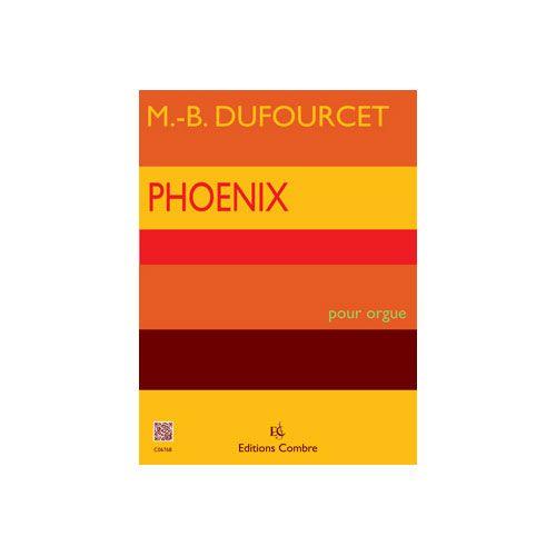 COMBRE DUFOURCET MARIE-BERNADETTE - PHOENIX - ORGUE