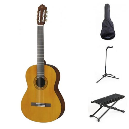 YAMAHA PACK ETUDE C40 + ACCESSORIES