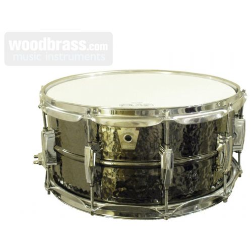 LUDWIG BLACK BEAUTY HAMMERED 14