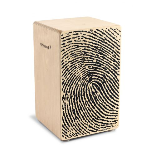 SCHLAGWERK CP 107 - CAJON X-ONE FINGERPRINT