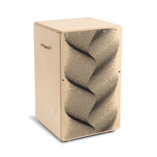 SCHLAGWERK CP 120 - CAJON X-ONE ILLUSION